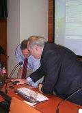 Martin Hellman y Anselmo del Moral