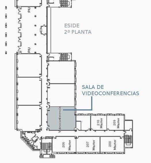 Sala de Videoconferencias de ESIDE